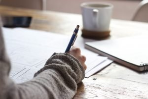 scriptie schrijfvaardigheid